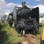 飯山線 機関車