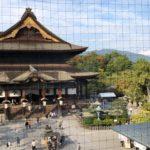 隣の県、長野の善光寺(1400年前の飛鳥時代に創建)の仏様は一度捨てられていた!?